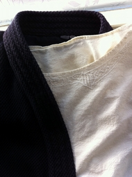 a cotton under shirt for kendo