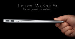 The new Macbook Air