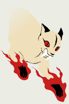 Kilala the demon cat